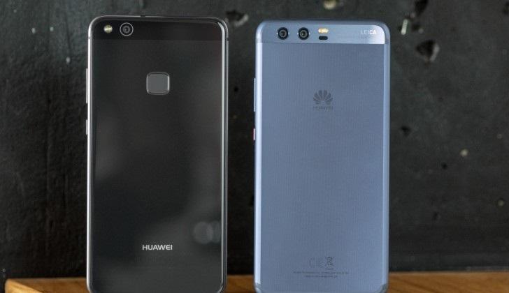 Đánh giá Huawei P10 Lite