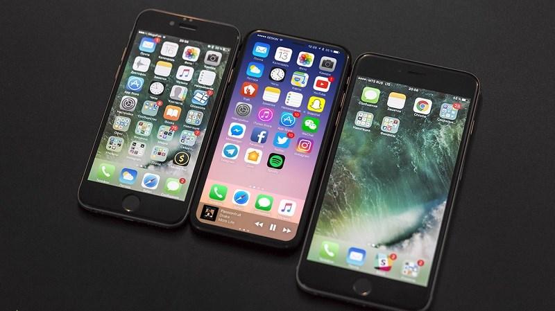 Rò rỉ bản vẽ kỹ thuật của iPhone 7s Plus và iPhone 8 camera kép