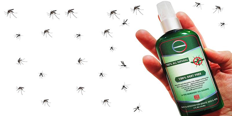 Phun thuốc muỗi có ảnh hưởng tới bà bầu?