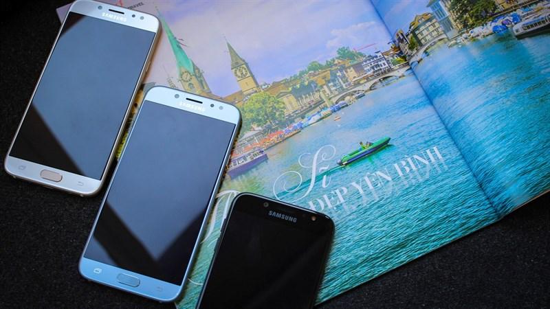 Samsung ra mắt Galaxy J7 Pro