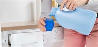 Cách dùng nước xả vải cho máy giặt vừa tiết kiệm vừa thơm lâu