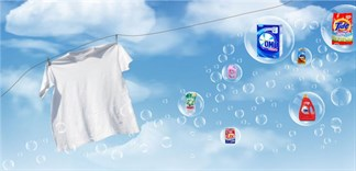 Bột giặt hay nước giặt tiết kiệm, hiệu quả hơn?