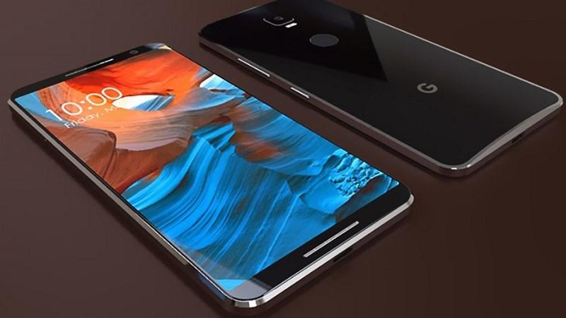 Không phải HTC, LG mới là nhà sản xuất Google Pixel XL 2