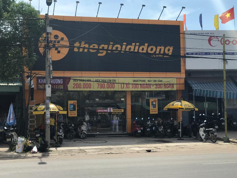 379 Lê Duẩn, P. Đập Đá, TX. An Nhơn, T. Bình Định