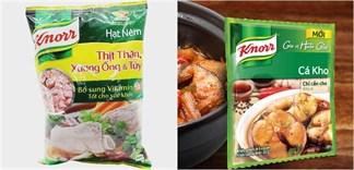 Khuyến mãi cực sốc Knorr - Unilever, chỉ có tại Bách hoá XANH