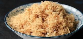 Cách làm chà bông thịt heo đơn giản siêu ngon tại nhà