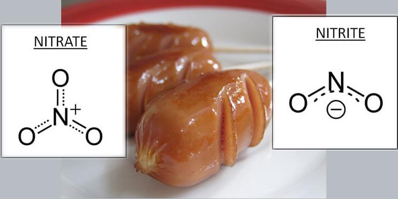 Bé có nguy cơ nhiễm độc nitrate khi ăn nhiều xúc xích