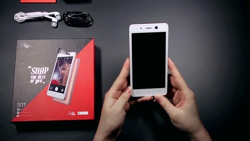Itel S11 Plus lên kệ TGDĐ: Chuyên selfie, RAM 2GB giá rẻ dưới 2 triệu - ảnh 1