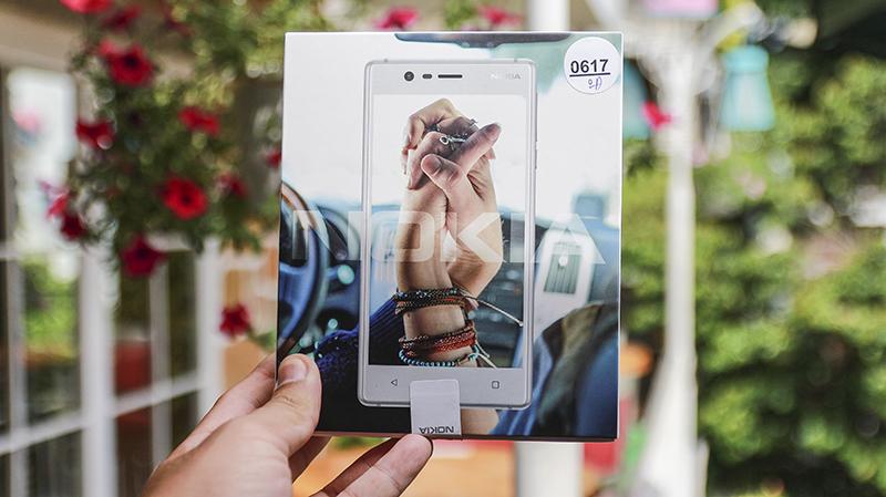 Trên tay Nokia 3