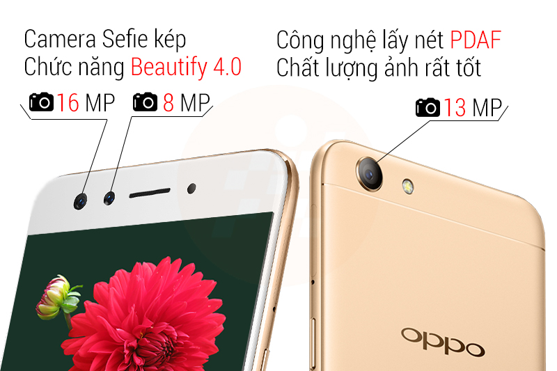 iPhone 5s, OPPO F3, Galaxy J7 Prime, Galaxy S8...đang có giá cực hấp dẫn để sở hữu tại VuiVui.com (HCM) - ảnh 5