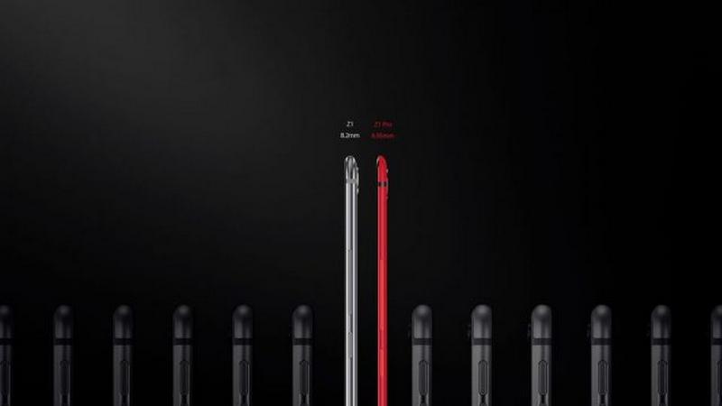BUMIDIGI Z1, Z1 Pro ra mắt: Thiết kế đẹp như iPhone 7 Plus, RAM 6GB, camera kép, pin 4.000 mAh, giá từ 6 triệu - ảnh 2