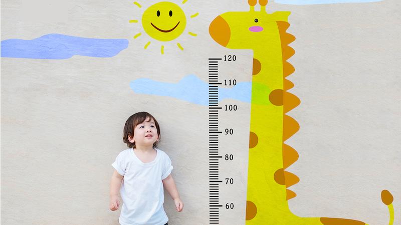 Lysine giúp bé phát triển chiều cao