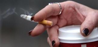 Cách khử mùi thuốc lá trong phòng kín
