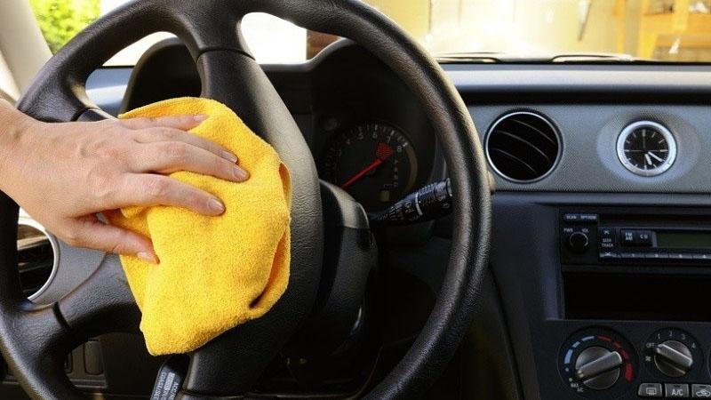 Cách khử mùi xe hơi hiệu quả, nhanh chóng