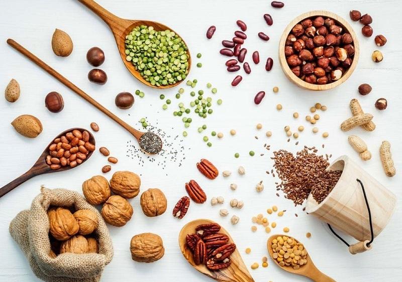 Lợi ích của bột ngũ cốc