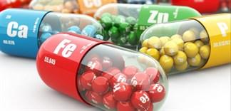 Những khoáng chất cần bổ sung cho cơ thể khỏe mạnh