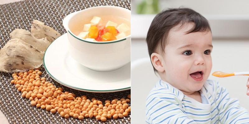 Từ 7 tháng tuổi trở đi bé có thể dùng được yến sào