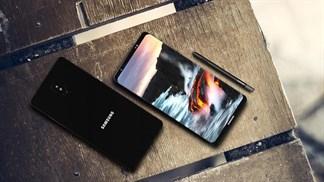 Năm sau Galaxy Note 9 sẽ có cấu hình vượt xa Galaxy S9