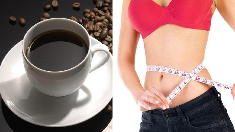 Cà phê đen có tác dụng giảm cân hiệu quả