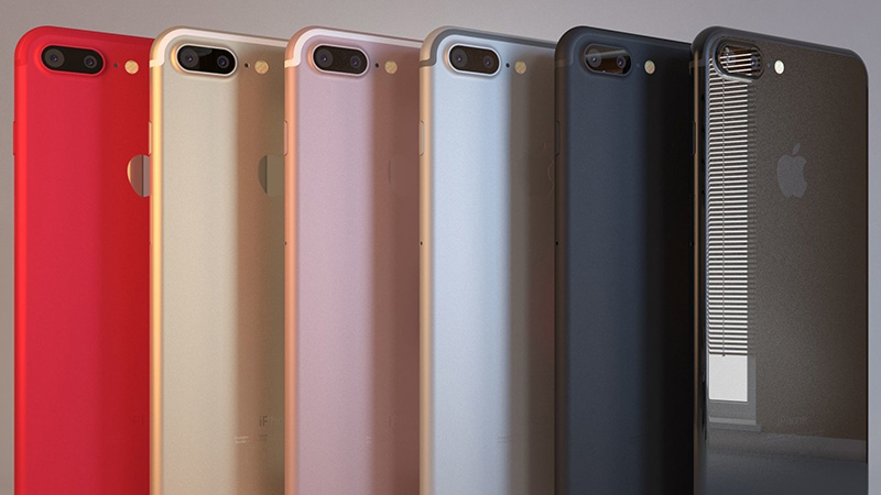 Thời điểm này, mua iPhone thì nên chọn màu nào trong 6 màu?
