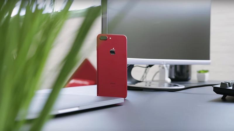 iPhone màu Đỏ