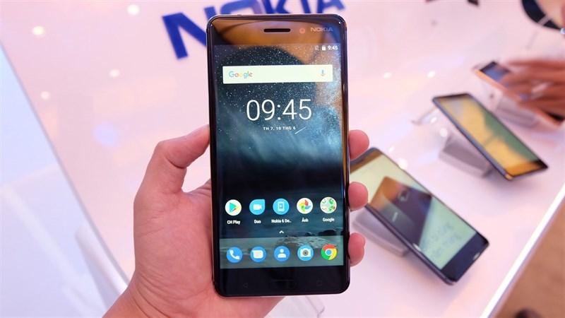 Nokia 5 thiết kế kim loại nguyên khối bền bỉ, hỗ trợ 4G, Android 7 Nougat chính thức lên kệ tại TGDĐ
