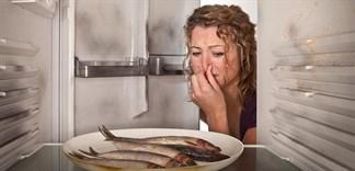 Cách khử mùi hôi trong tủ lạnh với nước rửa chén và baking soda