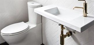 Cách khử mùi nhà vệ sinh với bột giặt tẩy