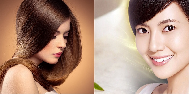 Làm đẹp da và tóc