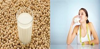 Lợi ích của sữa đậu nành đối với phụ nữ