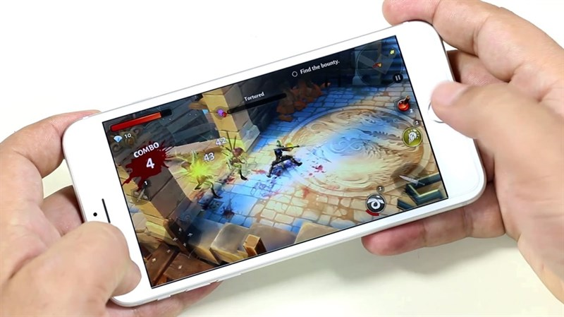 Game - App cho iPhone, iPad