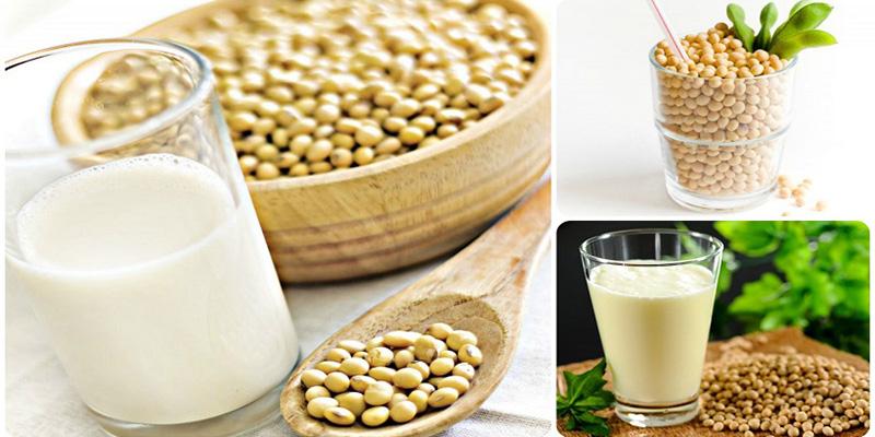Thành phần dinh dưỡng có trong sữa đậu nành
