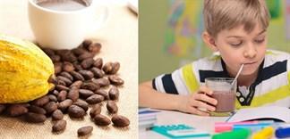 Cacao có tác dụng gì và có nên cho trẻ dùng?