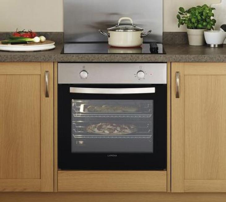 Lò nướng âm tủ là loại lò lắp đặt âm trong khoang tủ bếp
