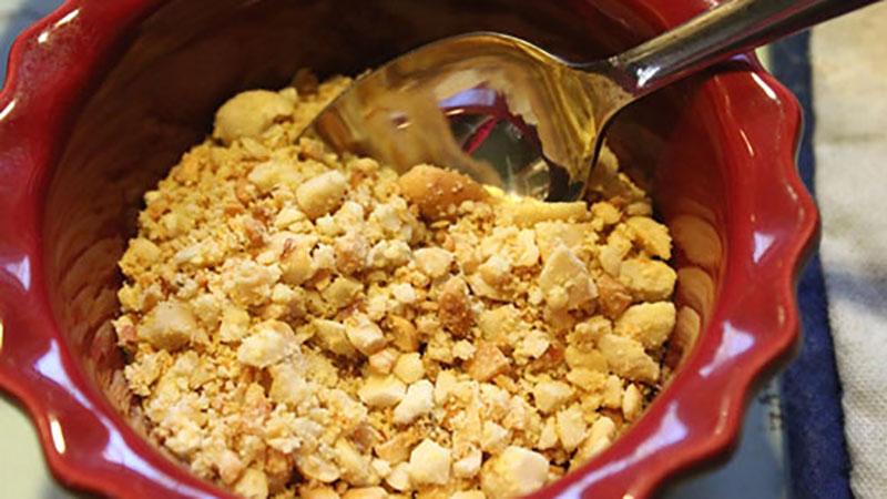 Cách nấu chè chuối bột báng ngon miệng