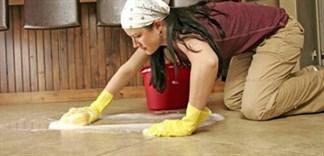 Bạn đã biết cách tẩy vết xi măng trên nền gạch chưa?
