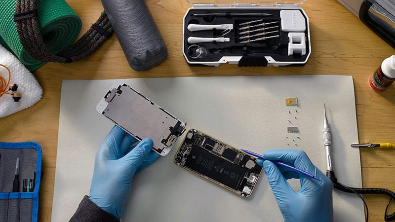 Sửa iPhone uy tín tại TpHCM