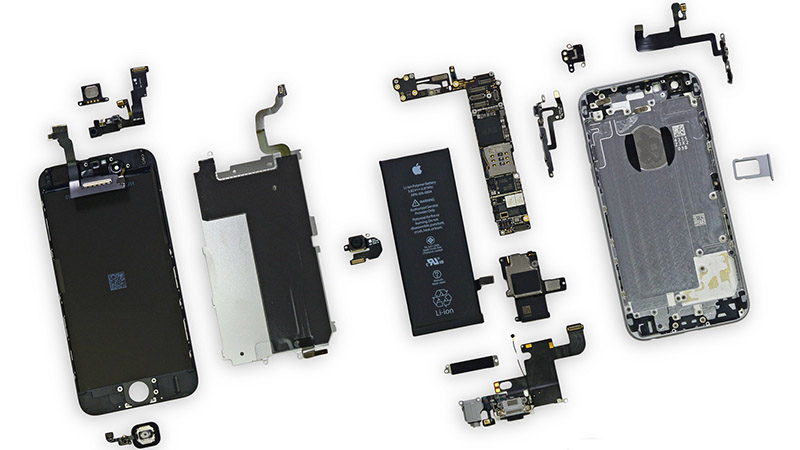 linh kiện iphone