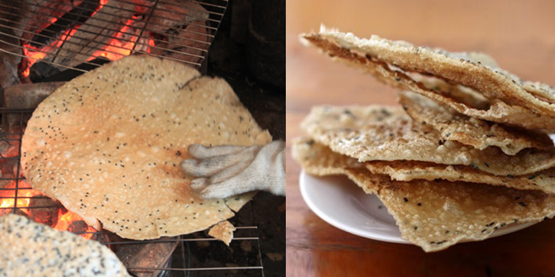 Bánh đa trộn lạ mà quen ăn là ghiền
