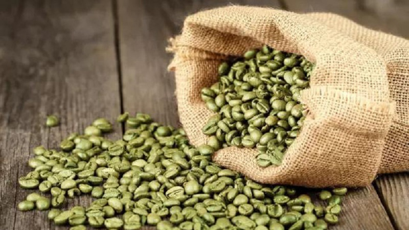 Chúng ta thường uống cà phê đã rang xay có màu nâu và hương thơm đặc trưng, nhưng vốn dĩ, hạt cà phê có màu xanh đẹp mắt như thế này