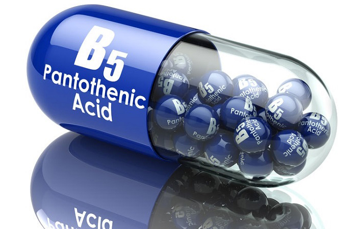 Vitamin B5 là gì