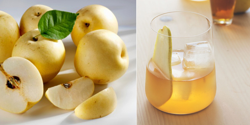 Lê là trái cây chứa nhiều dinh dưỡng