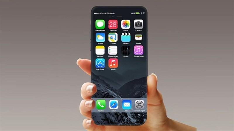 iPhone màn hình OLED