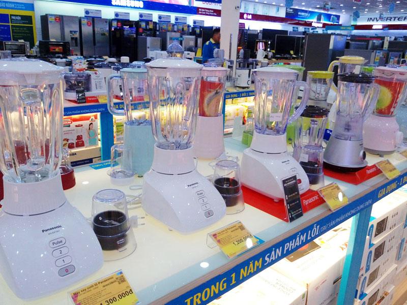 Siêu thị Điện máy XANH Cống Quỳnh, TP.HCM