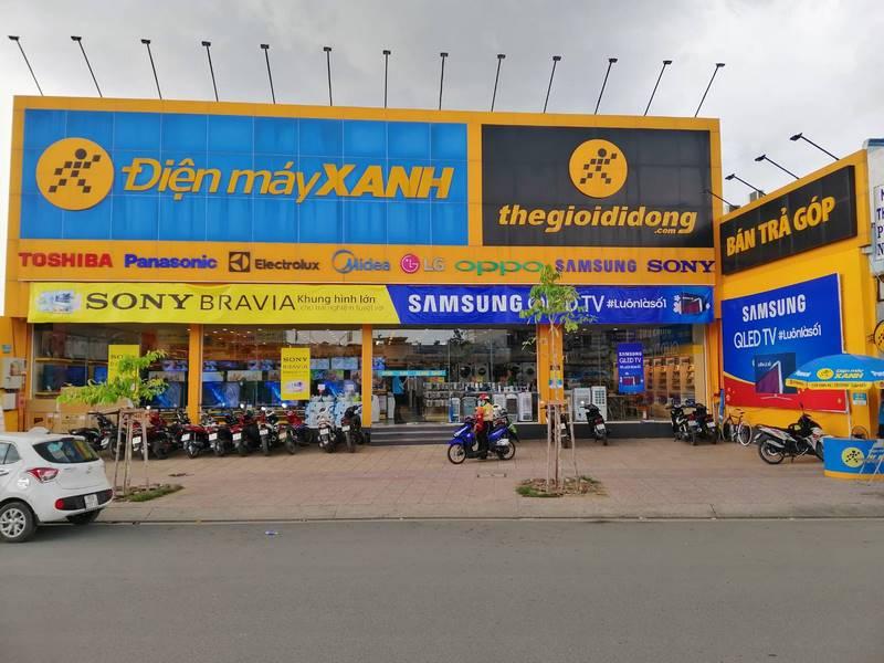 Siêu thị Điện máy XANH Lê Văn Việt, TP.HCM