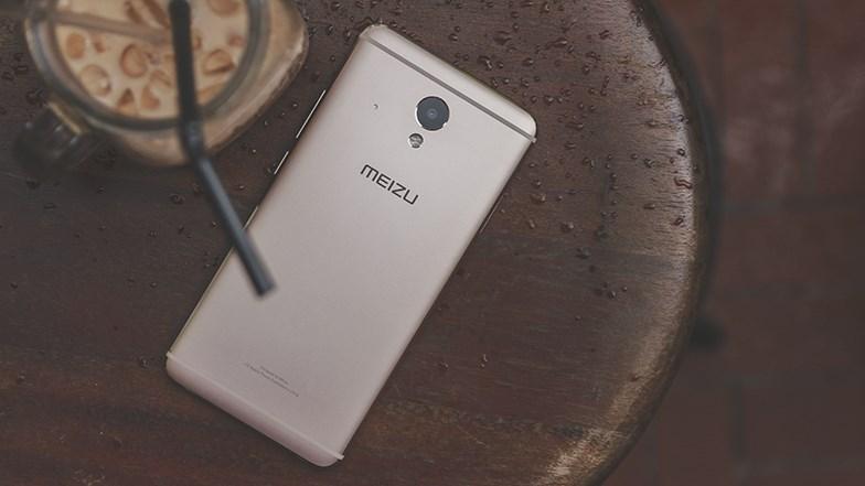 Trên tay Meizu M5 Note