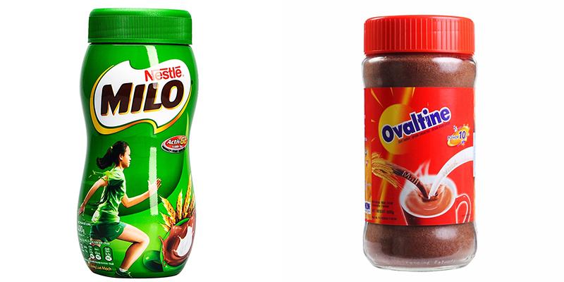 Có nên pha Milo hay Ovaltine vào sữa bột cho trẻ?