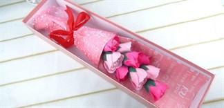 Lưu ý khi chọn mua hoa hồng sáp thơm làm quà