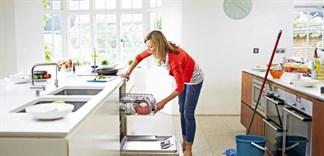 Cách khử mùi hôi trong phòng bếp