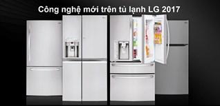 Các công nghệ nổi bật trên tủ lạnh LG